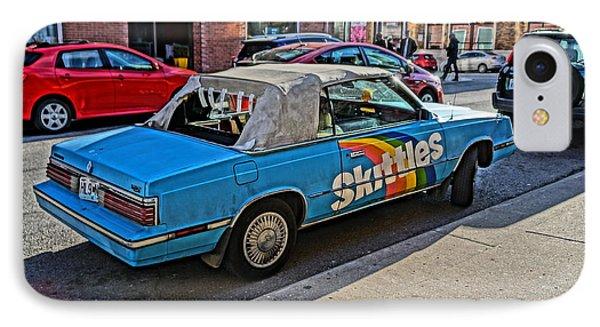 Skittles Car IPhone Case