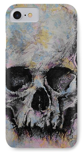 Medieval Skull IPhone Case