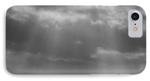 IPhone Case featuring the photograph Sky And Ocean by Ryan Manuel