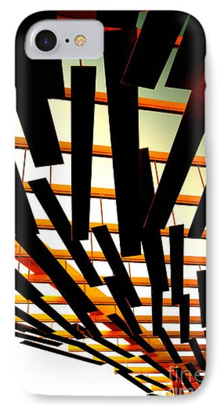 Sky Chasm IPhone Case by Cathy Dee Janes