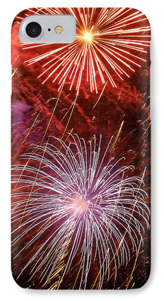 Sky Explosion Phone Case by Phill Doherty