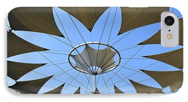 Sky Flower IPhone Case by Sumit Mehndiratta