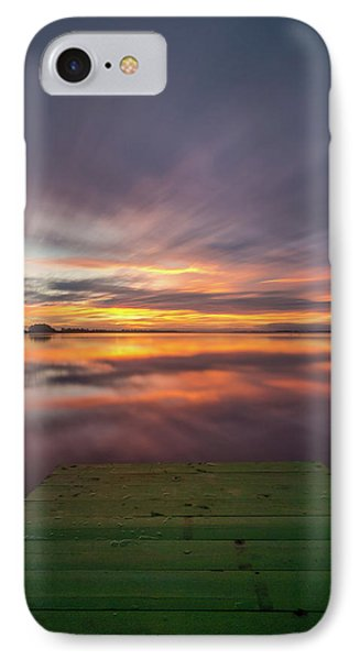 Sky Full Of Colors IPhone Case by Davorin Mance