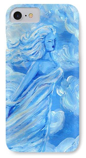 Sky Goddess Phone Case by Cassandra Geernaert