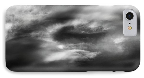 IPhone Case featuring the photograph Sky by Steven Poulton
