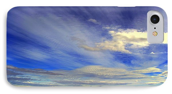 IPhone Case featuring the photograph Sky by Irina Hays