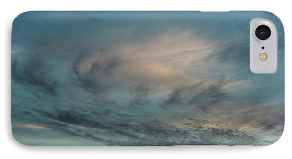IPhone Case featuring the photograph Sky Life by Steven Poulton