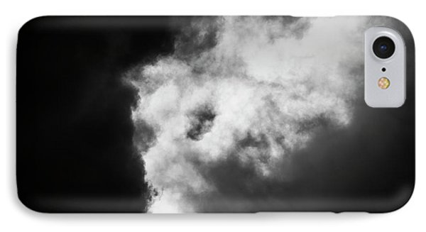 IPhone Case featuring the photograph Sky Life Thunder  by Steven Poulton