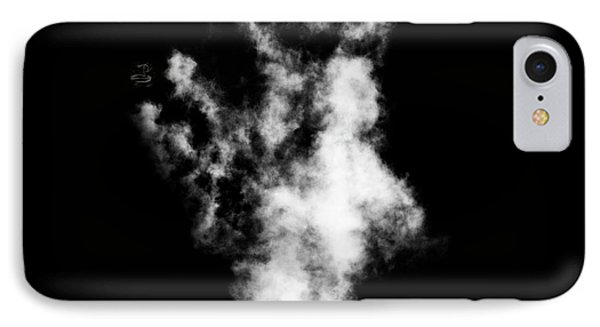 IPhone Case featuring the photograph Sky Life Trip by Steven Poulton