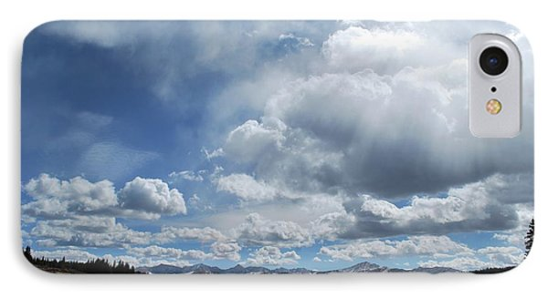 Sky Of Shrine Ridge Trail IPhone Case