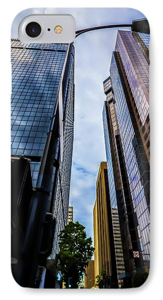 Sky Scraper IPhone Case