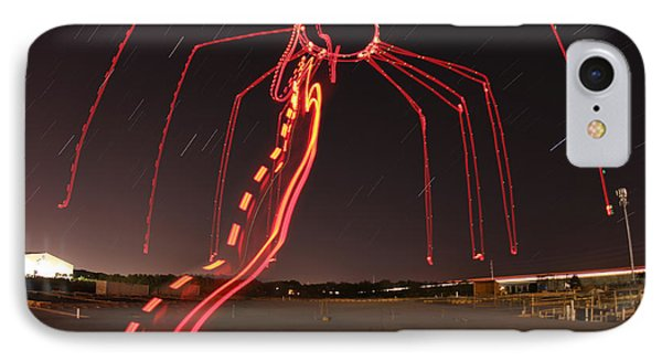 Sky Spider IPhone Case by Andrew Nourse
