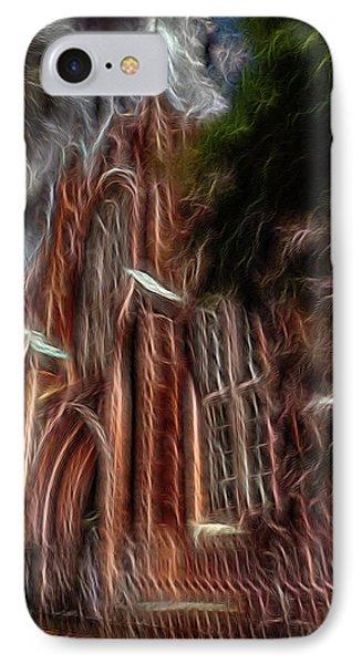Sky Spirits 2 Phone Case by William Horden