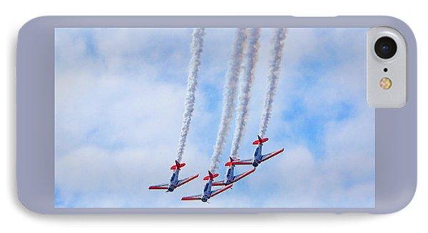 Sky Squadron IPhone Case