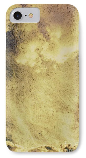 Sky Texture Background IPhone Case by Jorgo Photography - Wall Art Gallery