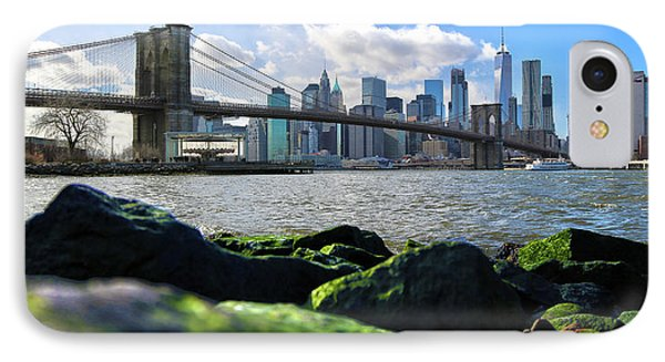 IPhone Case featuring the photograph Skyline by Mitch Cat