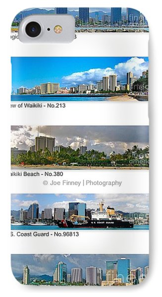 IPhone Case featuring the photograph Skyline View - No.2006 by Joe Finney