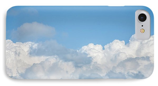 IPhone Case featuring the photograph Skyscape by Jan Bickerton