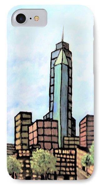 Skyscraper IPhone Case