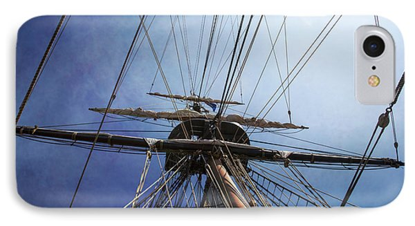 IPhone Case featuring the photograph Skyward by Dale Kincaid