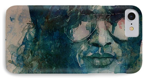 Musicians iPhone 7 Case - Slash  by Paul Lovering
