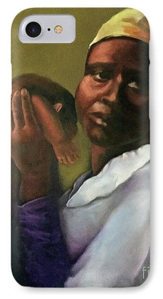 IPhone Case featuring the painting Slaughter Of The Innocents by Marlene Book