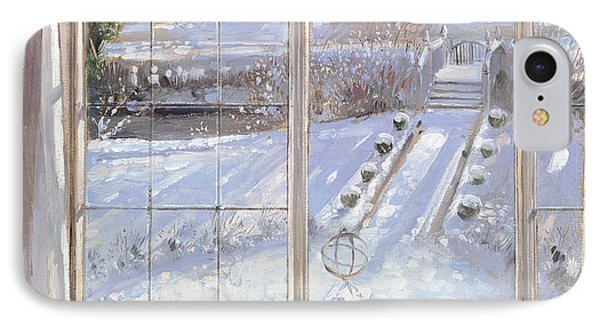 Sleeper IPhone Case by Timothy Easton