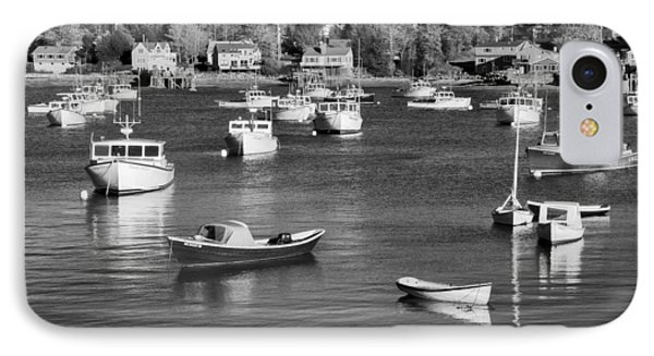 sleeping boats II IPhone Case