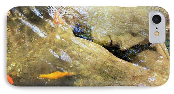 Sleeping Under The Water Phone Case by Munir Alawi