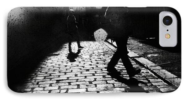 Sleepwalking Phone Case by Andrew Paranavitana