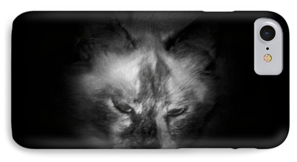 IPhone Case featuring the photograph Sleepy Head by Betty Northcutt