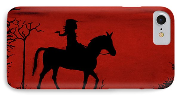 Sleepy Hollow Phone Case by Robert Marquiss
