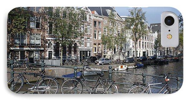 Sleutelbrug Amsterdam IPhone Case