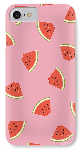 Slice Of Life IPhone 7 Case by Elizabeth Tuck
