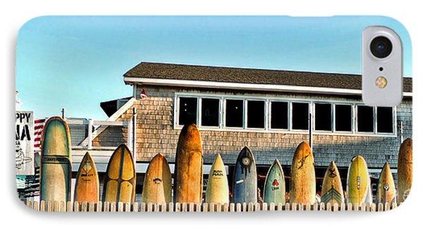 Sloppy Tuna Restaurant, Montauk Long Island IPhone Case by Joan  Minchak