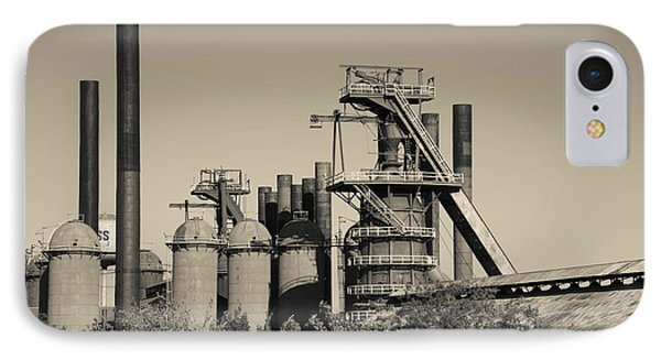 Sloss Furnaces National Historic IPhone Case by Panoramic Images