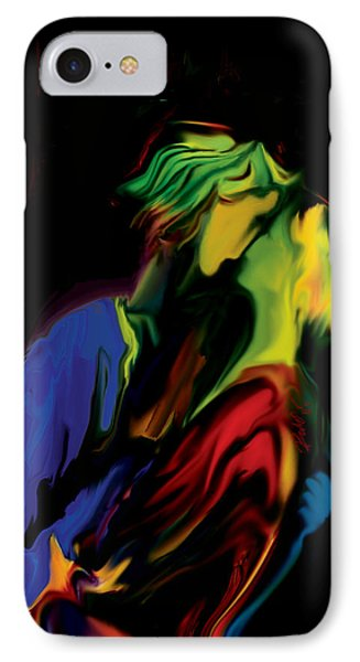 Slow Dance IPhone Case by Rabi Khan