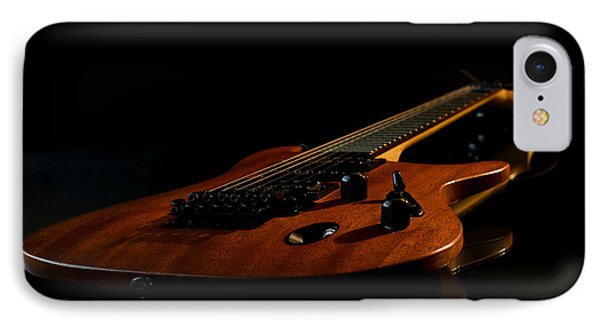 IPhone Case featuring the photograph Slow-hand-guitar by Franziskus Pfleghart
