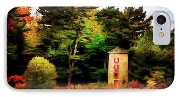 Small Autumn Silo IPhone Case