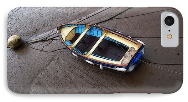 Small Boat Phone Case by Svetlana Sewell