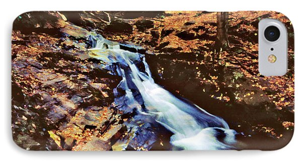 Small Falls 001 IPhone Case by Scott McAllister