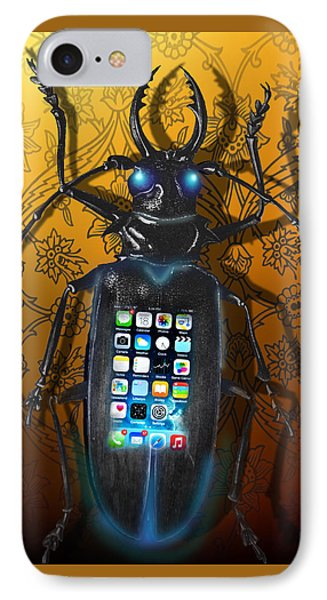 Smart Phone Phone Case by Larry Butterworth