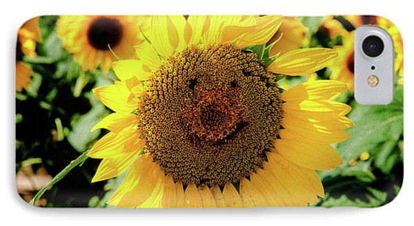 Smile IPhone Case by Greg Fortier