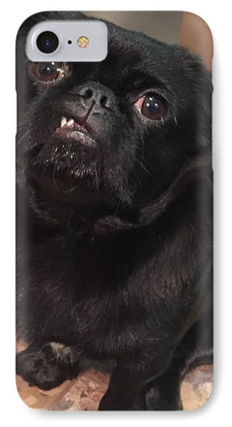 Smiling For Treats IPhone Case