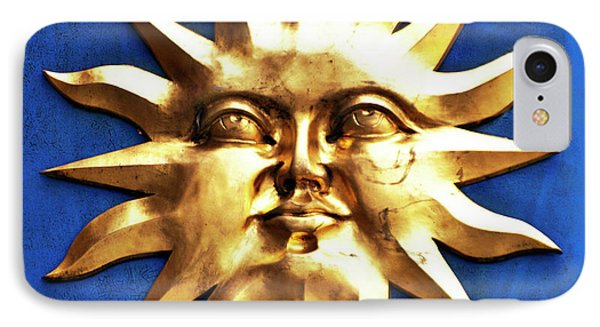 Smiling Sunshine Phone Case by Meirion Matthias