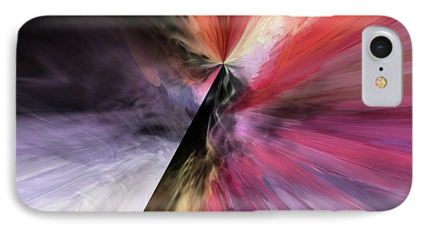 IPhone Case featuring the digital art Smite The Evil  by Margie Chapman
