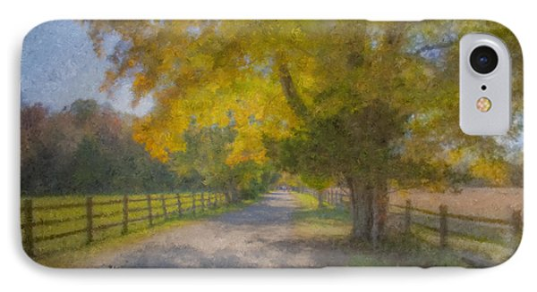 Smith Farm October Glory IPhone Case