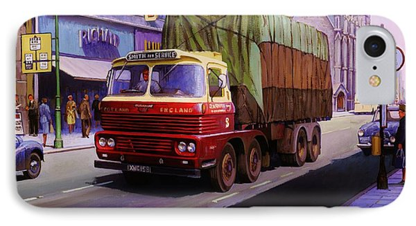 Smith's Scammell Routeman II IPhone Case