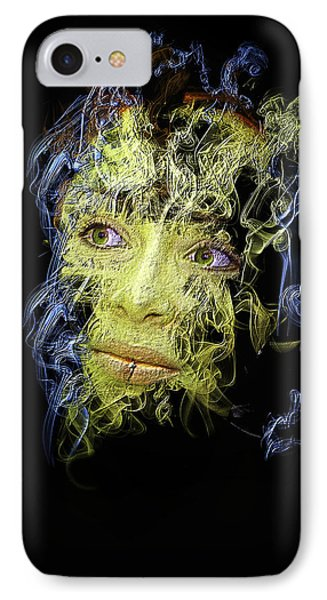 Smoke And Mirror IPhone Case
