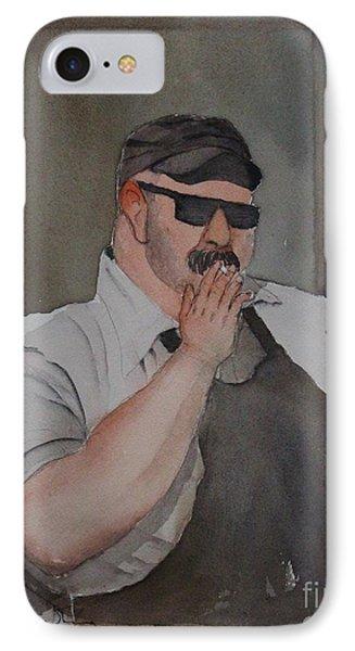 Smoke Break IPhone Case